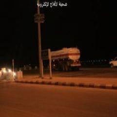 تأكيداً لما تم نشرة عن تحويل المسافرين على طريق الأمير محمد بن عبدالعزيز حتى يتم الإنتهاء من طريق الملك عبدالعزيز (الشارع العام)