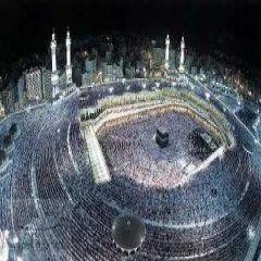أكثر من 25 معتكف بالمسجد الحرام  بمكة المكرمة من أهالي المحافظة