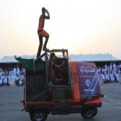 مهرجان الأفلاج في ابتهاج الثالث يواصل فعالياته في ايام عيد الفطرالمبارك