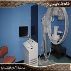 في نقلة نوعية في مجال التصوير الطبقي بالمستشفى توريد وتركيب أجهزة جديده لمستشفى الأفلاج أشعه مقطعية وجهاز الكشف المبكر للسرطان الثدي