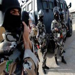 شاهد عيان :  قوات  الطواري في طريقها للافلاج