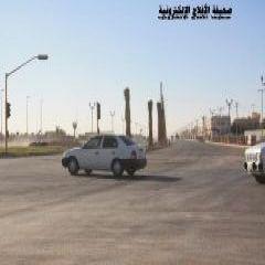 بلدية الأفلاج تستمر في الإنجازات وتجمل طريق الملك فهد بالمحافظة