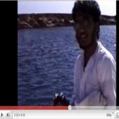 مواطن سعودي ينشر مقطع لعيون الأفلاج  من 25 سنة لعام 1407هـ أثناء زيارته لها المقطع بالداخل