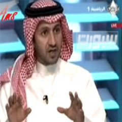 محللي ابوظبي الرياضية : كل من يمثل السعودية كبير ... ...واليمن مفكك