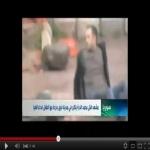 بكاء مذيعة قناة الاخباريه على الهواء عند مقتل الطفل السوري فداء