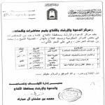 الشيخ الدكتور محمد الخرعان يلقي عدد من الدروس والمحاضرات بالأفلاج