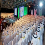 جمعية الزواج والإصلاح الإجتماعي تحتفل بزواج 80 شاباً وفتاة في الأفلاج