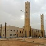 بدء المرحلة النهائية من مشروع مسجد خادم الحرمين بالأفلاج