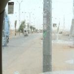 أمطار على البديع اليوم الجمعه