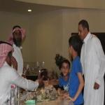 التبرعات  للشعب السوري في محافظة الأفلاج