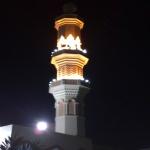 جامع بالبديع بدون امام وخطيب من تسعة اشهر