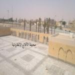 مواطنين : جامع خادم الحرمين إنتهاء ينتظر الإفتتاح وصلاة العيد فيه تخفف الإزدحام