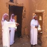 « السياحة » تشخص حالة قصر صبحا التاريخي بالهدار