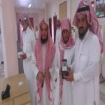 ضمن فعاليات نشاط التوعية الاسلامية بمتوسطة وثانوية مروان