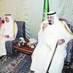 الأمير عبدالاله بن عبدالعزيز : صحة الملك جيدة ولله الحمد ..وإصلاحات كثيرة قريبا ستسمعون بها بإذن الله