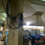المواطن : راشد العصفور أحد ملاك ثلاجات الخضار : لم نستطع فتح محلاتنا بسبب الأمطار