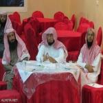 الشيخ حمد الحماد يمثل جمعية تحفيظ القران الكريم بحوطة بني تميم في لقاء تدريبي