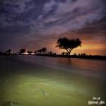 بالصور أمطار طريق القصيم وحتى عريجا شرق حائل
