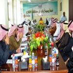 فريق تطوير مدينة الرياض يزور محافظة الأفلاج