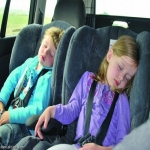 صحة الطفل قبل وأثناء السفر