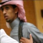 """فقيد الأفلاج """"طارق العزمة"""" فرح بتوبة الفنان خالد عبالرحمن وغرد عن فضل يوم الجمعه"""