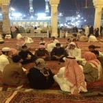 فريق برنامج قدوتي في زيارة لمكة المكرمة و المدينة المنورة  ..  (صور)