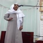 بالفيديو.. كلمة فتى الرابعة عشر أمام المصلين في الجامع