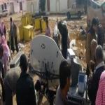 مواطني تبوك يرفضون الحديث في التفلزيون السعودي (بشأن كارثة السيول)