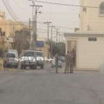 إطلاق نار في حي الدوائر بالافلاج  وإصابة مواطن