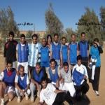 تقرير عن المباراة الخيرية للمرحوم عبدالرحمن مسفر آل دحيم