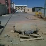 سكان حي الهلالي بالهدار يشتكون من وجود غرفة تفتيش لتجميع مياه السيول مفتوحة