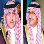أمير منطقة الرياض.. وسمو نائبه يستقبلان المهنئين يوم السبت القادم