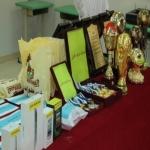 ثانوية الأحمر تقيم حفل تكرم الفائزين في مسابقة الباركود التحفيزي والفائزين في  مسابقة الدوري