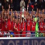 بالصور : بايرن ميونخ الألماني يتوج بلقب دوري أبطال آوروبا لعام 2013 م