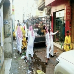 أمانة منطقة الرياض تواصل حملاتها في البطحاء وعلى عدد من المحلات التجارية إغلاق (127) محلاً وإيقاف (169) عاملاً ورصد (183) مخالفة