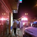 إنقاذ مواطن أثر حادث على طريق الملك عبدالعزيز بالمحافظة