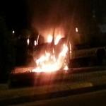 احتراق شاحنه تنقل  جيب بالبديع والأهالي يخمدون النيران قبل وصول الدفاع المدني