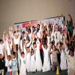 بالصور : جمعية رعاية الأيتام ( إنسان ) بالأفلاج تحتفل بنجاح أبنائها لعام 1434هـ