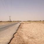 قرية الفريشة بالأفلاج بحاجة إلى طريق مزدوج داخل القرية وأرصفة