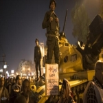 الرئيس المصري : الإجراءات التي أعلنتها القوات المسلحة انقلاباً عسكريا مكتمل الأركان