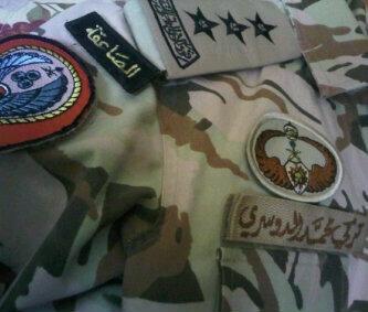 ترقية الملازم أول مظلي تركي محمد الدوسري إلى رتبة نقيب مظلي