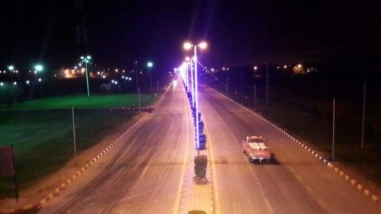 بلدية الأحمر تكمل استعداداتها لإقامة احتفالات العيد