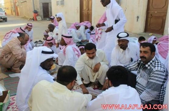 جماعة مسجد السبيل تقيم إفطاراً جماعياً