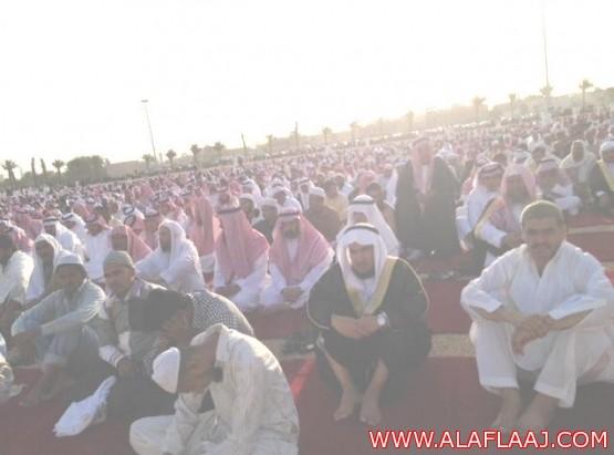 إقرأ خطبة العيد للشيخ عبدالعزيز بن وحيد يحفظه الله