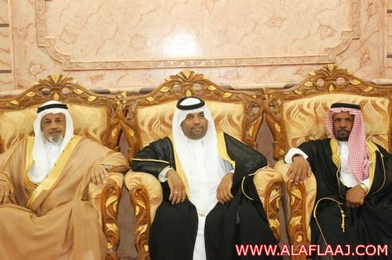 عائلة آل شريد تحتفل بزاوج أبناها الشاب مشاري بن حمد آل شريد