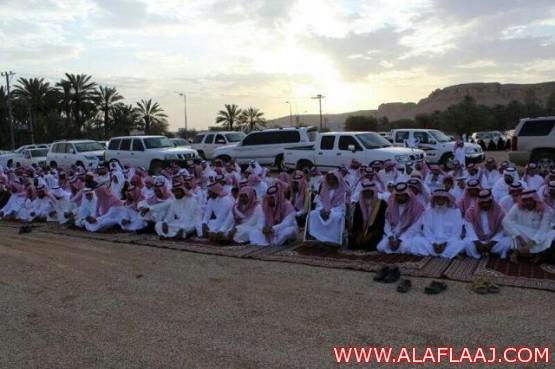 مظاهر العيد بحي المصارير بالهدار