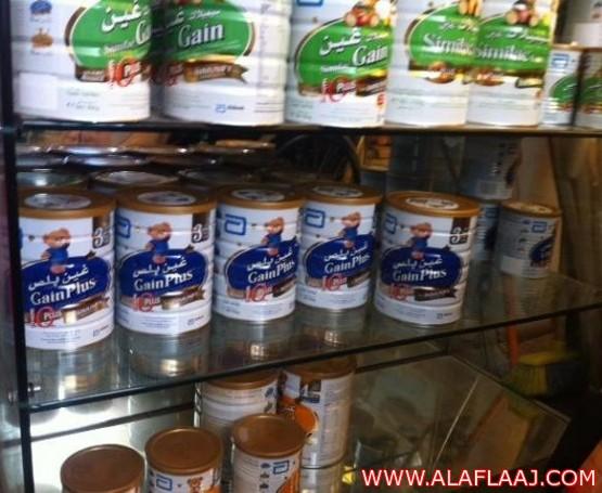 صيدليات بالأفلاج تبيع حليب سيملاك غين بلص 3 رغم تحذيرات هيئة الغذاء والدواء