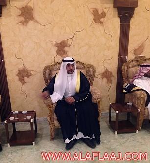 عائلة  آل مفلح تحتفل بزفاف ابنها الشاب فهد آل مفلح