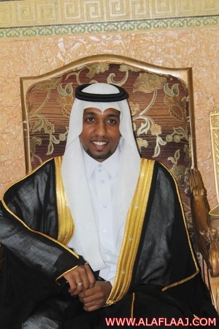 زواج الشاب / عبدالله بن سالم آل بليف