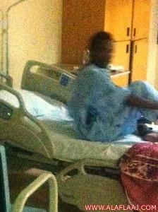 إضراب مريض الإيدز المنوم بمستشفى الأفلاج العام عن الطعام